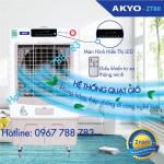 Quạt điều hoà Akyo zt803