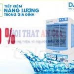 Các thương hiệu quạt điều hòa tích hợp công nghệ tiết kiệm điện năng