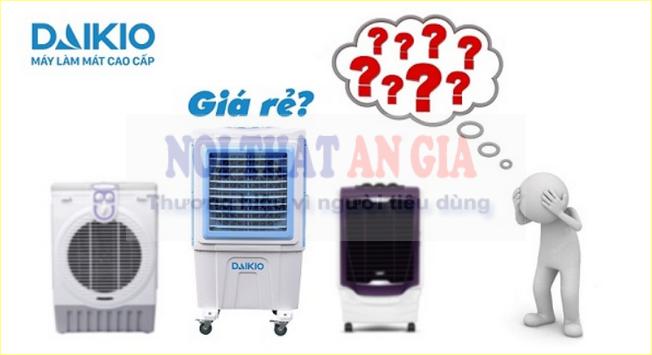 Làm sao để chọn được quạt hơi nước giá rẻ